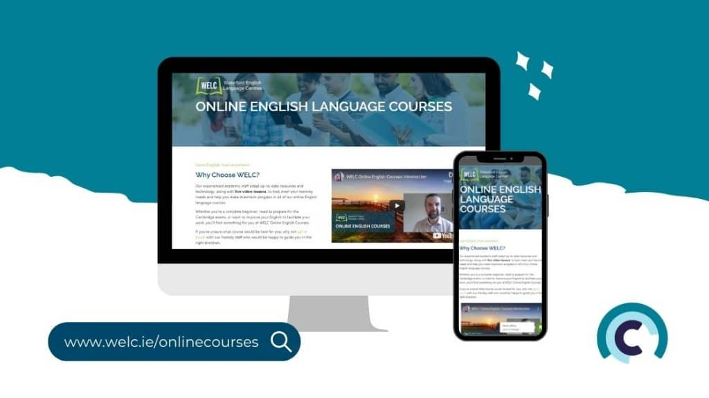 Helping WELC bring English Language Courses Online